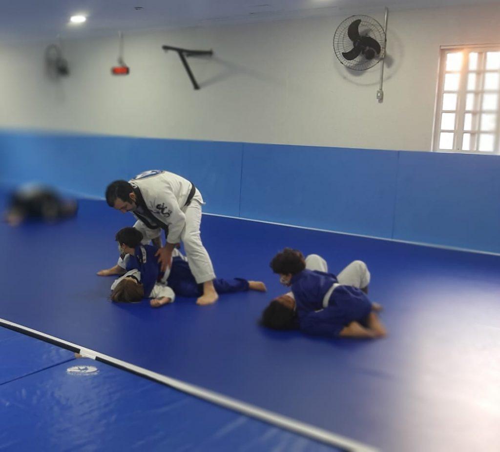 Jiu- Jitsu Kids